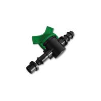 • With valve